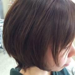 パンク 春 ボブ ナチュラル ヘアスタイルや髪型の写真・画像