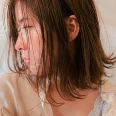 ボブ 女子会 ナチュラル デート ヘアスタイルや髪型の写真・画像