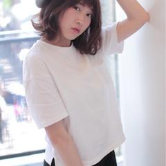 ホワイト 外国人風 パーマ かわいい ヘアスタイルや髪型の写真・画像