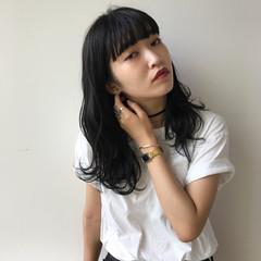 簡単ヘアアレンジ 女子会 デート ミディアム ヘアスタイルや髪型の写真・画像