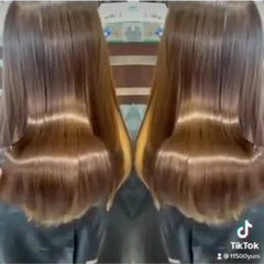 ナチュラル 髪質改善 トリートメント 髪質改善トリートメント ヘアスタイルや髪型の写真・画像