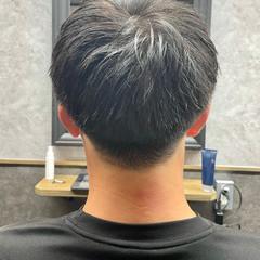 ショート メンズカット ナチュラル メンズ ヘアスタイルや髪型の写真・画像