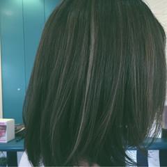 アッシュ 外国人風 ストリート オリーブアッシュ ヘアスタイルや髪型の写真・画像