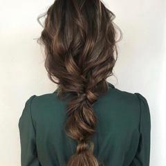 デート 成人式 簡単ヘアアレンジ ナチュラル ヘアスタイルや髪型の写真・画像