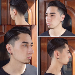 メンズヘア ストリート ツーブロック メンズ ヘアスタイルや髪型の写真・画像