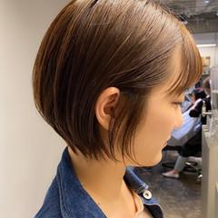 ショート ベリーショート ミニボブ ショートヘア ヘアスタイルや髪型の写真・画像