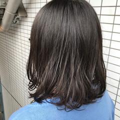 フェミニン 秋 色気 透明感 ヘアスタイルや髪型の写真・画像