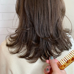 大人可愛い ナチュラル可愛い ロング エレガント ヘアスタイルや髪型の写真・画像