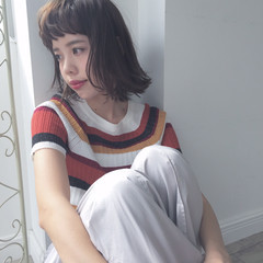 デート ニュアンス ナチュラル 色気 ヘアスタイルや髪型の写真・画像