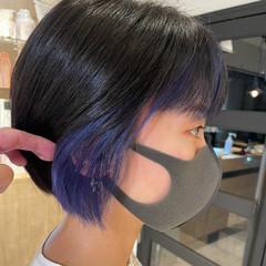 ショートヘア ベリーショート ボブ ショートボブ ヘアスタイルや髪型の写真・画像