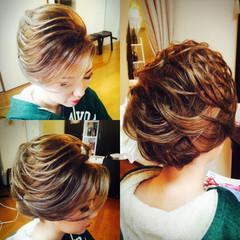 着物 ヘアアレンジ ロング 成人式 ヘアスタイルや髪型の写真・画像