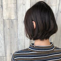 外国人風 ショート イルミナカラー モード ヘアスタイルや髪型の写真・画像