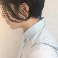ショートボブ ショート ショートヘア ミニボブ ヘアスタイルや髪型の写真・画像