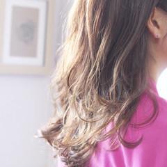 髪質改善トリートメント ナチュラル ミルクティーグレージュ 最新トリートメント ヘアスタイルや髪型の写真・画像