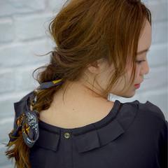 夏 大人かわいい ヘアアレンジ ハーフアップ ヘアスタイルや髪型の写真・画像