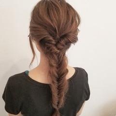 外国人風 ロング リラックス 女子会 ヘアスタイルや髪型の写真・画像