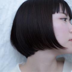 ショート ショートボブ 大人女子 ボブ ヘアスタイルや髪型の写真・画像