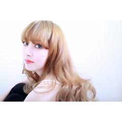 ショート アッシュ ロング ハーフアップ ヘアスタイルや髪型の写真・画像