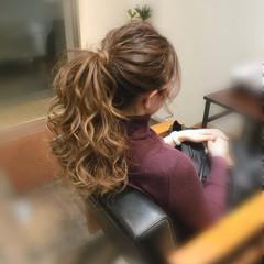 フェミニン ブライダル ヘアアレンジ 結婚式 ヘアスタイルや髪型の写真・画像
