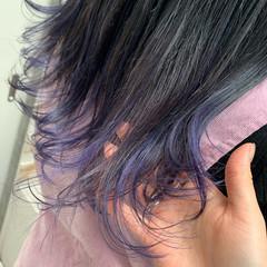 ガーリー ベリーピンク グラデーションカラー ブリーチ必須 ヘアスタイルや髪型の写真・画像