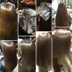 ロング エレガント ハイライト 上品 ヘアスタイルや髪型の写真・画像