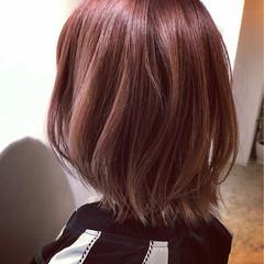 ハイライト 色気 ピュア ガーリー ヘアスタイルや髪型の写真・画像