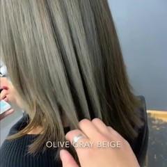 イメチェン ブリーチなし ナチュラル 大人女子 ヘアスタイルや髪型の写真・画像