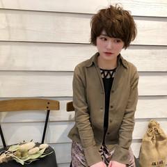 ベージュ 外国人風 3Dハイライト 外国人風カラー ヘアスタイルや髪型の写真・画像