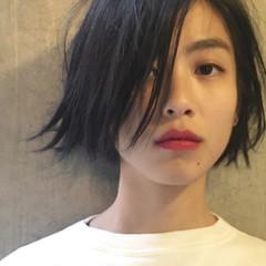 モード 透明感 成人式 オフィス ヘアスタイルや髪型の写真・画像