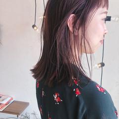 大人かわいい 簡単ヘアアレンジ 切りっぱなしボブ ヘアアレンジ ヘアスタイルや髪型の写真・画像