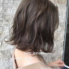 ミニボブ ボブ 外ハネボブ モテボブ ヘアスタイルや髪型の写真・画像