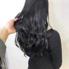 暗髪 ダークアッシュ ナチュラル 透明感カラー ヘアスタイルや髪型の写真・画像