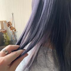 ヘアアレンジ ミディアム ナチュラル ミルクティーグレージュ ヘアスタイルや髪型の写真・画像