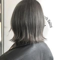 フェミニン モード ボブ 外国人風カラー ヘアスタイルや髪型の写真・画像