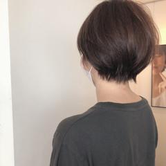 ショートヘア 大人ショート ショート 小顔ショート ヘアスタイルや髪型の写真・画像