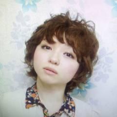 モテ髪 ショート 外国人風 愛され ヘアスタイルや髪型の写真・画像