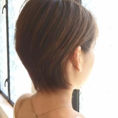 大人かわいい ショート ストリート サイドアップ ヘアスタイルや髪型の写真・画像