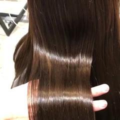 サイエンスアクア 髪質改善 トリートメント ミディアム ヘアスタイルや髪型の写真・画像