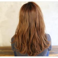 セミロング ナチュラル モテ髪 大人かわいい ヘアスタイルや髪型の写真・画像