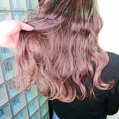 銀座美容室 TOKIOトリートメント セミロング イルミナカラー ヘアスタイルや髪型の写真・画像