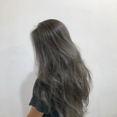 ハイライト 簡単ヘアアレンジ デート ナチュラル ヘアスタイルや髪型の写真・画像