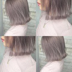 外国人風 ボブ ガーリー 渋谷系 ヘアスタイルや髪型の写真・画像