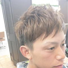 無造作 ショート モテ髪 坊主 ヘアスタイルや髪型の写真・画像