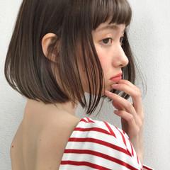 ミルクティー デート 前髪あり パーマ ヘアスタイルや髪型の写真・画像