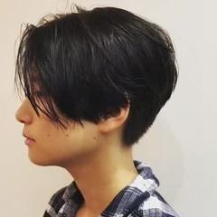 大人女子 アウトドア ストリート ショート ヘアスタイルや髪型の写真・画像