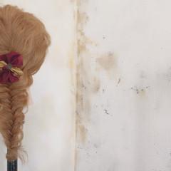ゆるふわ ヘアアレンジ ロング 秋 ヘアスタイルや髪型の写真・画像