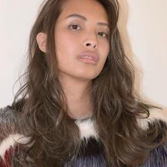 秋 デート 透明感 冬 ヘアスタイルや髪型の写真・画像