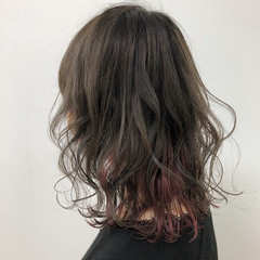 フェミニン 大人かわいい デート ゆるふわ ヘアスタイルや髪型の写真・画像
