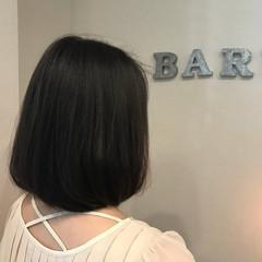 ショート モード ボブ 大人女子 ヘアスタイルや髪型の写真・画像
