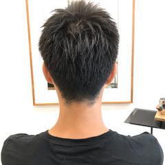 メンズパーマ メンズカジュアル ショート メンズ ヘアスタイルや髪型の写真・画像